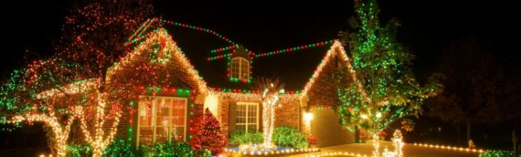 Holiday Lighting – Staying Safe Through the Holidays