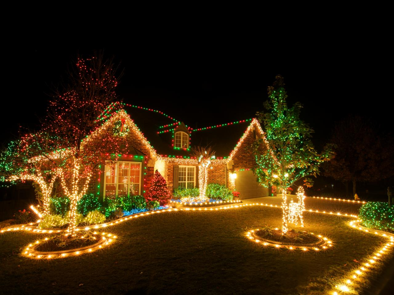 Holiday Lighting - Staying Safe Through the Holidays - Electricraft