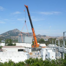 Public Works – Mustang Substation