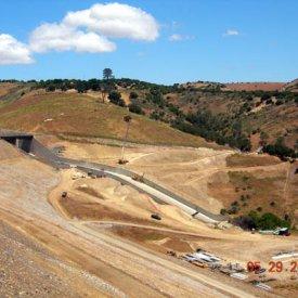 Public Works – Naciniento Dam Spillway